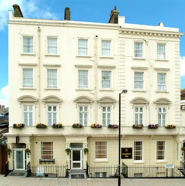 Comfort Inn Victoria - Book Direct - London, UK