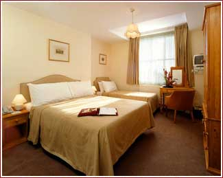 Elizabeth Hotel London - double room