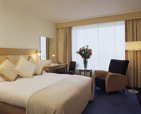 All rooms offer the facilities of a deluxe international hotel